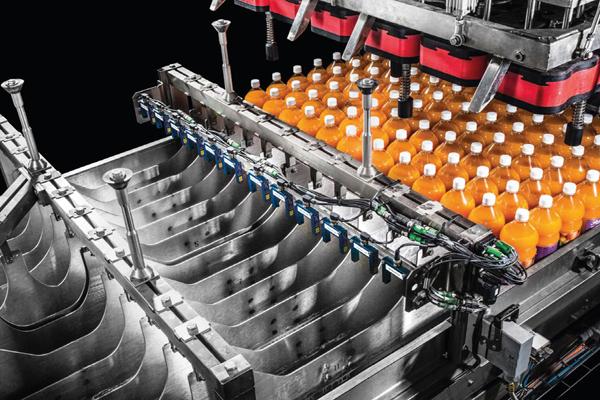 Motoman Robots + Airgrip = a better grip on bottles