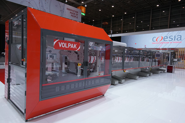 VOLPAK: the benchmark partner in the Pouching Market